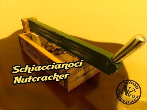 How to make a Nutcracker - Schiaccianoci personalizzato