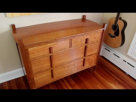 Tools & Tips for Tuesday #2, Why I never stain Cherry.