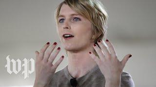 Chelsea Manning makes surprise bid for U.S. Senate seat in Maryland