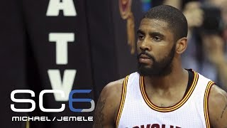 Kyrie Trade Request