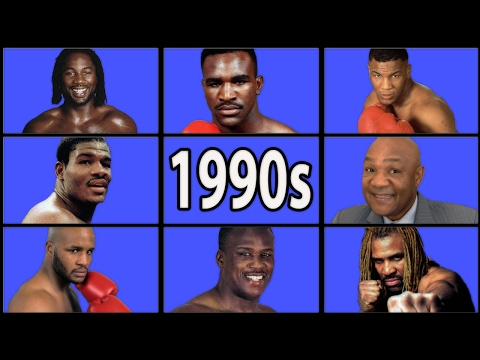 Xxx Mp4 A Brief Chronology Of The 1990s Heavyweight Division Boxing Documentary 3gp Sex