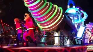 """🔴LIVE from Disney California Adventure - Paint the Night Parade featuring new """"Incredibles"""" float!"""