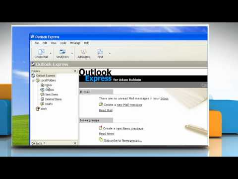 How to Check and print an e-mail in Outlook