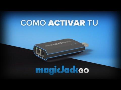 Como Activar magicJack