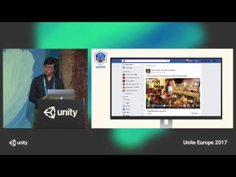 Unite Europe 2017 - Building native games for Facebook Gameroom