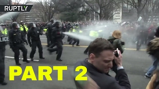 Police get REVENGE on Anti-TRUMP Protesters / Rioters PART 2