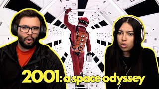 2001: A Space Odyssey (1968) First Time Watching! Movie Reaction!!