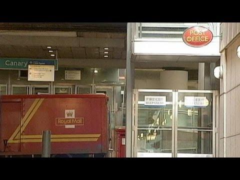 Royal Mail profits up - economy