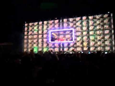 Ultra Music Festival, Miami, March 26, 2011, 11:00 PM