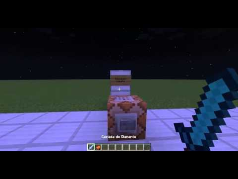 Minecraft 1.7.2 | 4 cosas raras con bloques de comandos.