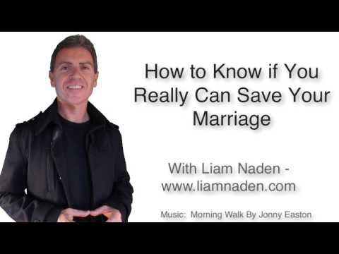 How to Know if You Really Can Save Your Marriage
