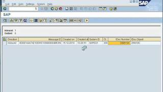 Finding Idocs And The Corresponding Messages In Sap Process Integrati