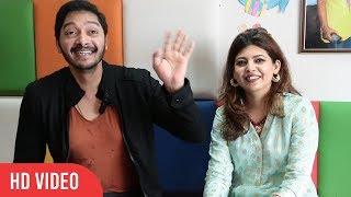 Shreyas Talpade & Deepti Talpade INTERVIEW | Celebrating Valentine