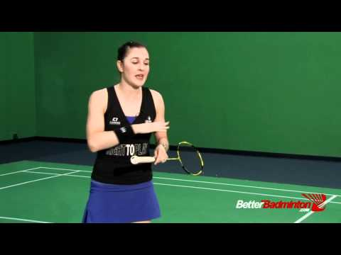 How to Cover The WHOLE Court -- Badminton Tips