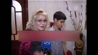 Nise Qasimova ailesini gosterdi