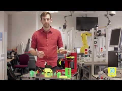 3D Printing: how to make moveable parts
