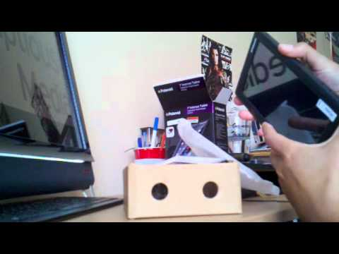 Unboxing the New Polaroid PMID701i 7in Android ICS Tablet