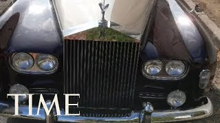 A Ukrainian Who Faked His Own Death Was Recently Found Living In A Castle With A Rolls Royce | TIME