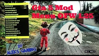 GTA5 MOD MENUS PS3/PS4 TUTORIAL NO JAILBREAK! 1 26 2015 - PlayItHub