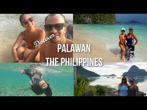 EXPLORING EL NIDO PALAWAN, ISLAND HOPPING AND UNDERGROUND RIVER TOUR | THE PHILIPPINES