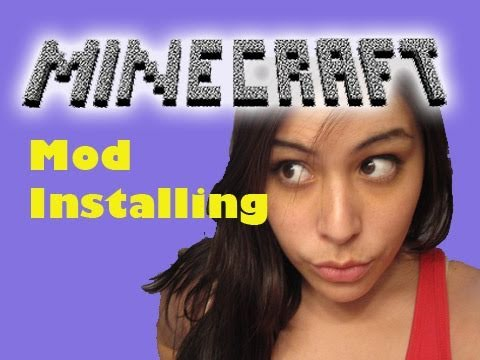How to install Minecraft Mods