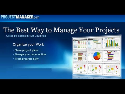 Review of ProjectManager com