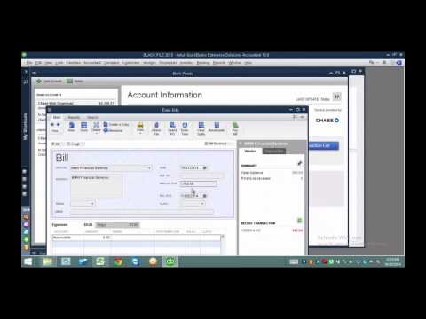 QuickBooks Desktop Bank Feeds in 2014-2018 (Online Banking / Bank Rules)