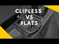 Clipless Pedals vs Flats - Bikepacking and Bike Touring