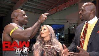 Is Dana Brooke the next member of Titus Worldwide?: Raw Fallout, Nov. 27, 2017