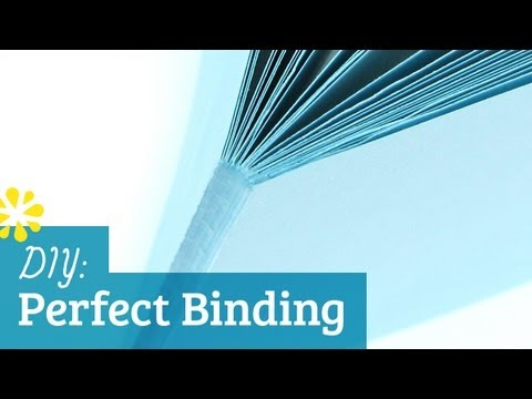 DIY Perfect Bookbinding Tutorial | Sea Lemon