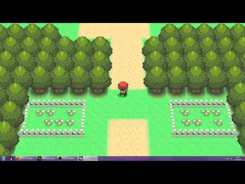 Pokémon Engine WIP 5 - Game Maker Studio 1.4