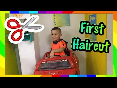 Best haircuts for kids  2018 | Cute little boy gets a cute haircut