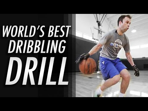 World's Best NBA Dribbling Drill: How to Improve Your Handles