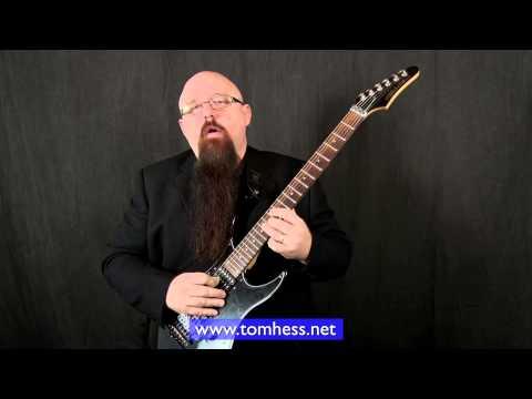 Clean And Aggressive Arpeggio Licks For Shred Guitar