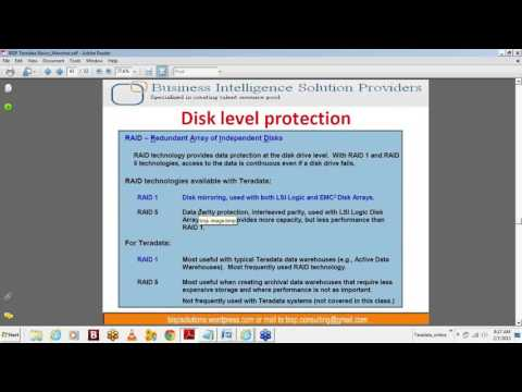 Data protection technic1 : RAID