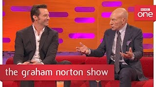 Download Patrick Stewart on not being circumcised - The Graham Norton Show 2017: Preview - BBC One Video