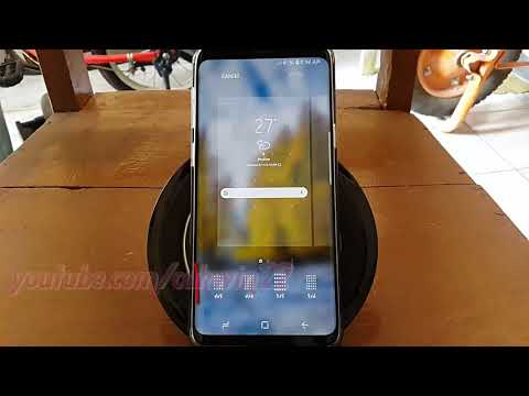 Samsung Galaxy S9 : How to Change Home screen Grid (Android Oreo)