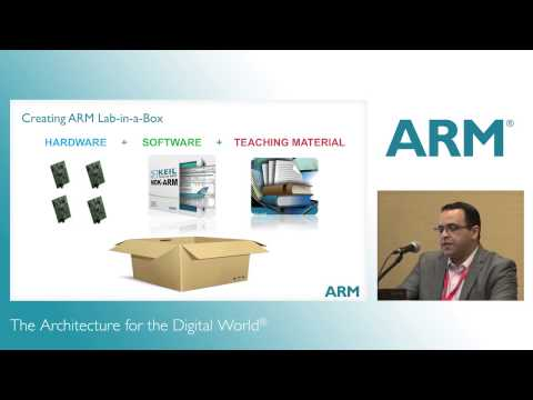 Learn Embedded Systems Design on ARM based Microcontrollers 1 of 2