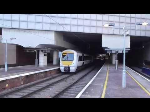 London Fenchurch Street Railway Station - Friday 23rd January 2015