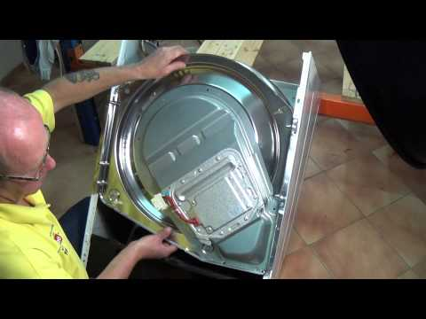 How to replace a tumble dryer belt Whirlpool, Bauknecht, Bosch, Ignis, Maytag, Proline,
