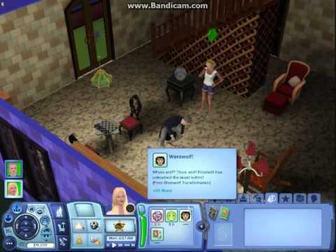 Sims 3 Werewolf Curse