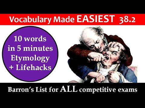 vocabulary made easiest 38.2 learn etymology by puneet biseria in hindi