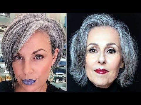 ELEGANT SHORT HAIRCUTS FOR OLDER WOMEN OVER 50 ❤ SHORT HAIRSTYLES FOR WOMEN OVER 50!!!