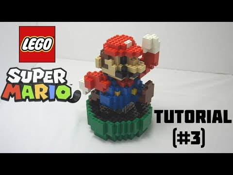 How To Build Your Own 3D Lego Mario! (tutorial #3)