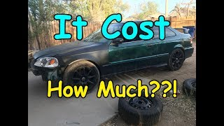 how+much+boost+can+the+civic+take Videos - 9tube tv