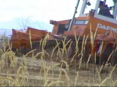 Crane Field Golf Course Construction (East Nine)