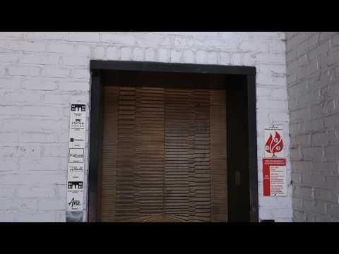 AMAZING Dover? Hydraulic Elevator @ Te Bella, St. Petersburg, FL. USA.