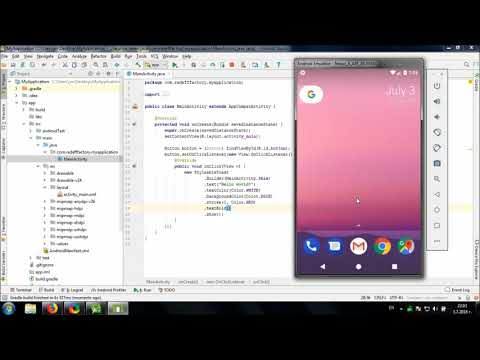 Using StyleableToast library in Android Studio