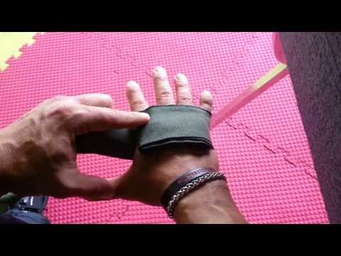 How to wrap your hands: Boxing, Kickboxing, MMA