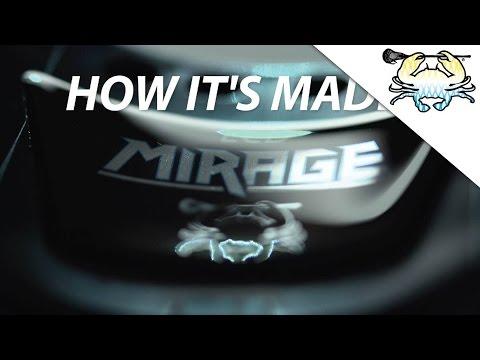 How It's Made: Lacrosse Head | ECD Mirage